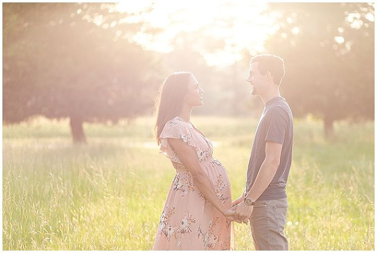 Yorktown Sunset Maternity Session, Yorktown, Virginia, Diana Gordon Photography, photo