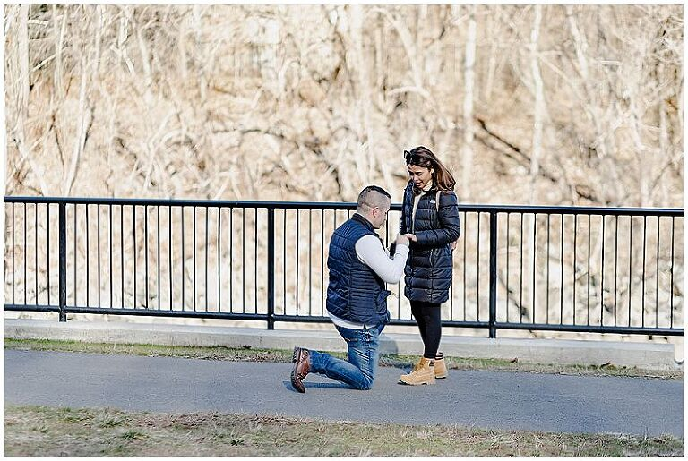 occoquan, proposal, Diana Gordon Photography, photo